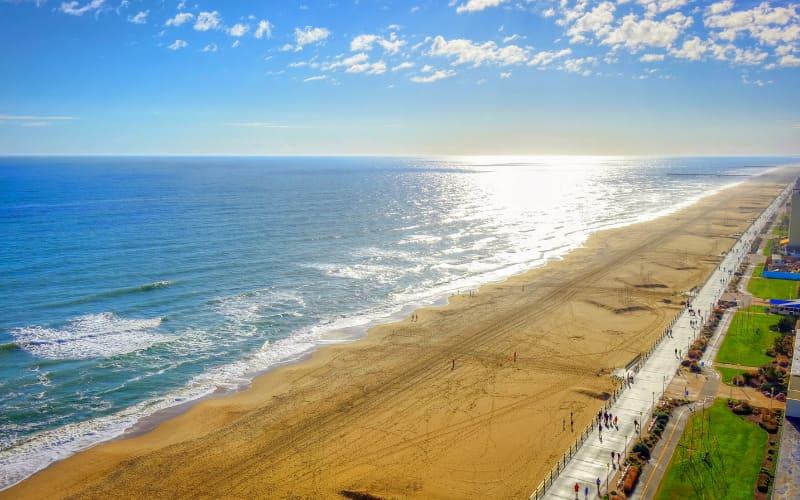 A Weekeend At Virginia Beach