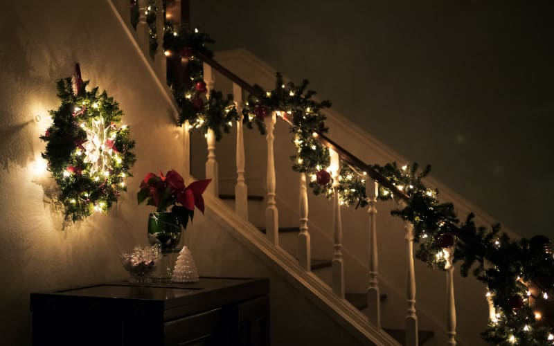 How To Make A DIY Decorative Staircase